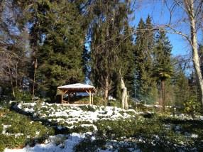 Monte Verita - tea garden
