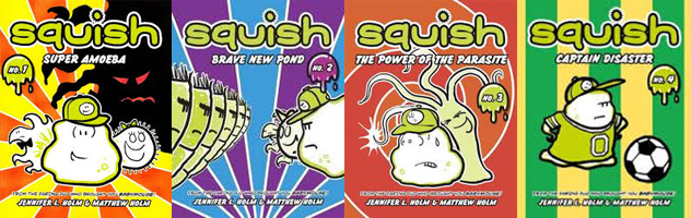 Image result for Squish series