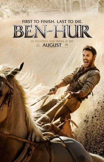 Poster for Ben-Hur (2016)