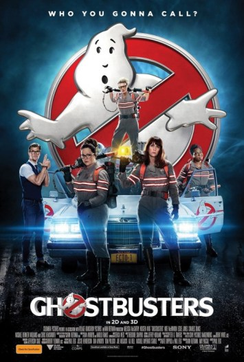 Poster for Ghostbusters (2016)