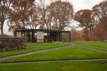 The home of one of America's prominent architects, Philip Johnson, where he lived for 56 years. The 47-acre property in New Canaan, CT, is a testimony to ingenuity and simplicity, unlike the excessive homes today.