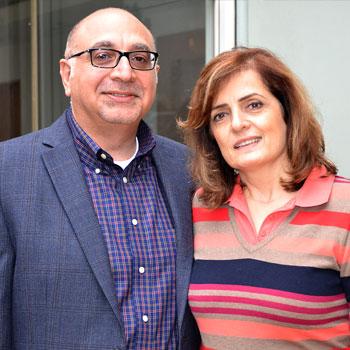 Elie & Mireille Haddad