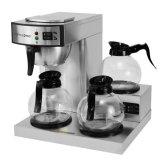 3 Burner Coffee Machine