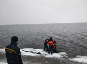 врятували рибалку