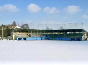 бейсбольний стадіон