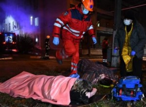 пожежа в запорізькій лікарні