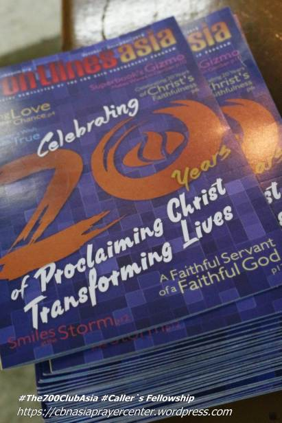 Celebrating 20 Years of Proclaiming Christ, Transforming Lives