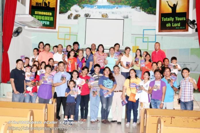 Caller's Fellowship at Manila Faith Assembly of God
