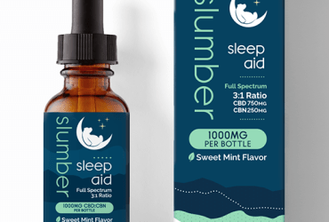 slumber full spectrum CBN CBD