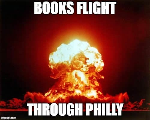 You never fly THROUGH Philly...only to or from aiport memes