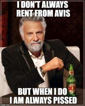 Avis Memes Travel Memes