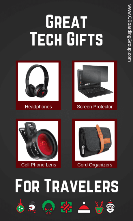 Great Tech Gifts for Travelers