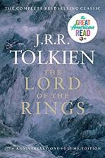 Lord of the Rings Tolkien - Best Travel Books of All Time