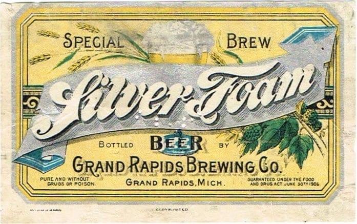 Silver Foam Beer (Photo Credit: GRBC)