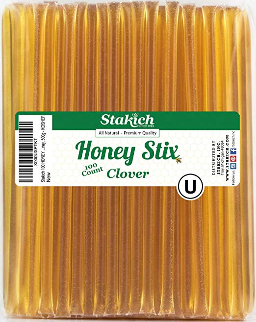Honey Stick - Healthy Travel Snacks