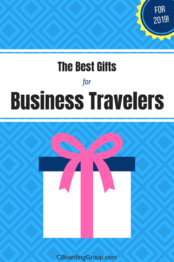 Gifts for Business Travelers - the ultimate list of road warrior presents for 2019