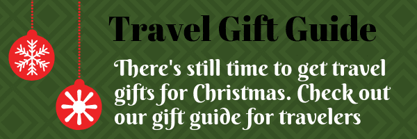 There's still time to get travel gifts for Christmas. Check out our gift guide for travelers.png