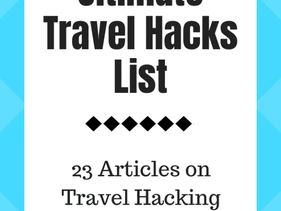 Ultimate Travel Hacks List - 23+ Travel Hacks Articles