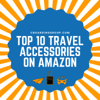Top 10 Best Travel Accessories on Amazon for 2019