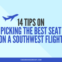14 Tips for Picking the Best Seat on a Southwest Flight