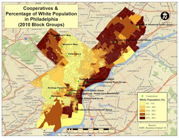Philadelphia Mapping Project | Solidarity Economy Resources