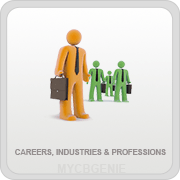 Careers, Industries Professions