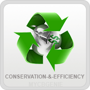 Conservation Efficiency