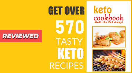 570+ tasty keto recipes Review