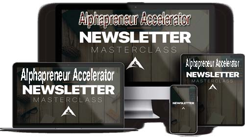 Alphapreneur Accelerator Review