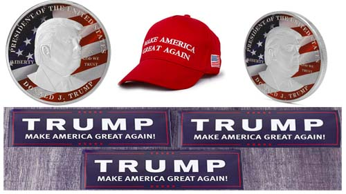 Trump Victory Coins Review