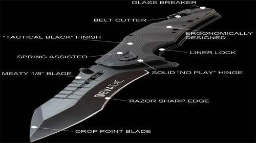 Evatec Rescue Knife Review