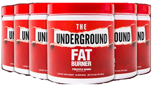 The Underground Fat Burner Review