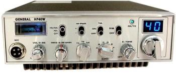 general hp 40 10 meter radio