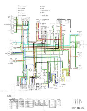Wire diagram  CBR Forum  Enthusiast forums for Honda CBR