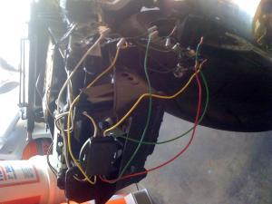 Integrated Tail Light Wiring Help?  CBR Forum