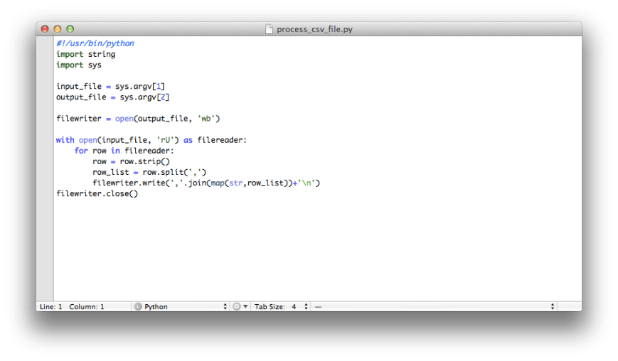 The Two Rs of Python: Reading and Writing CSV Files ...
