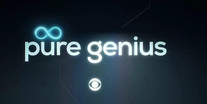 Pure Genius on CBS