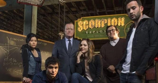 Scorption on CBS