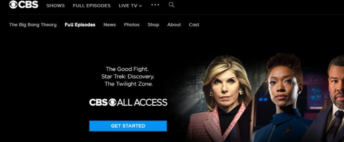 CBS All Access - which VPN to use?