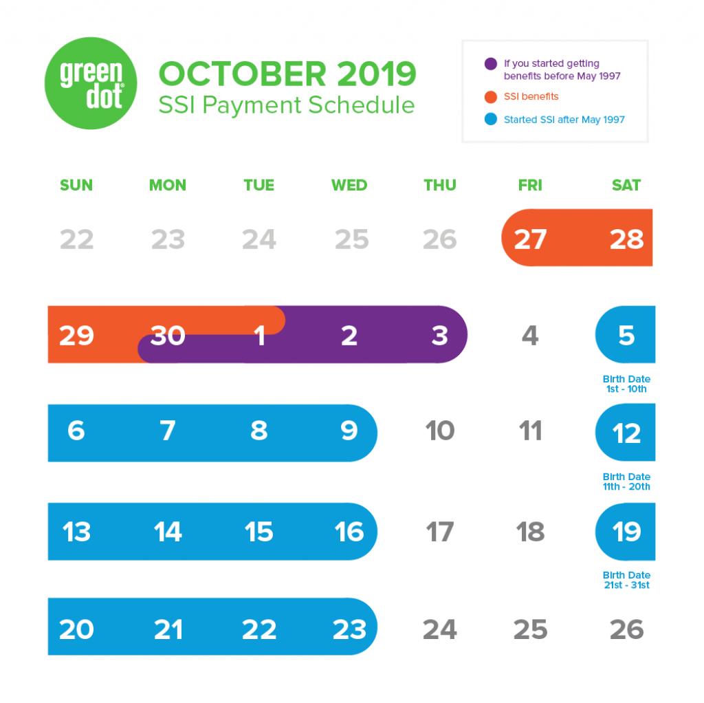 Benefit Calendar Disability Calendar Template