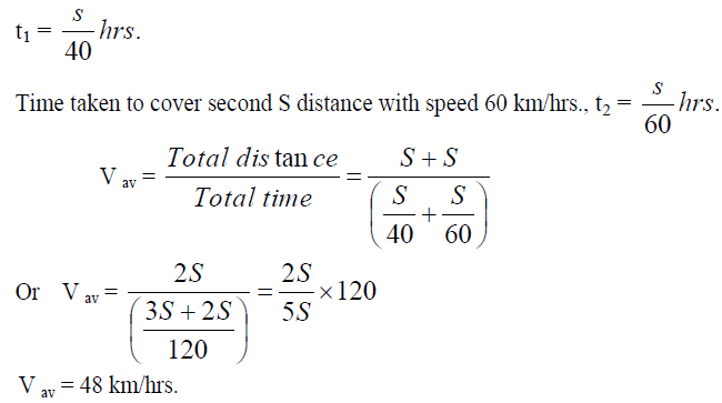 how to solve acceleration problems in physics