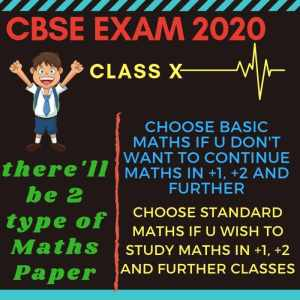 Read more about the article BASIC AND STANDARD MATHS CLASS 10!!