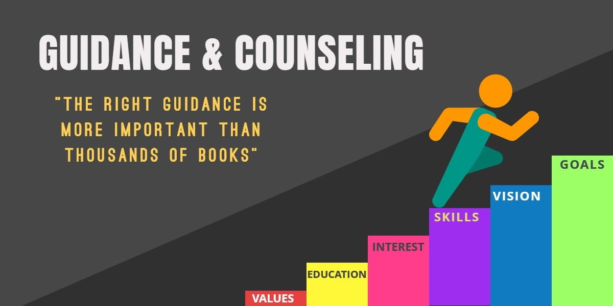 MAKE YOUR CAREER IN GUIDANCE & COUNSELING