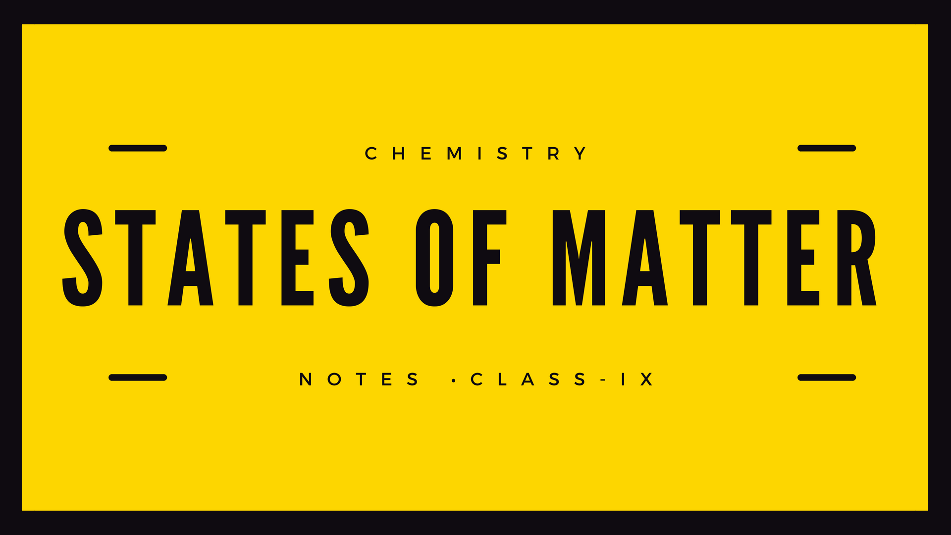 cbse science states of matter