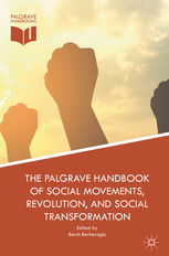 New Book: The Palgrave Handbook of Social Movements, Revolution, and Social Transformation