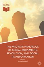 New Book: The Palgrave Handbook of Social Movements, Revolution, and Social Transformation