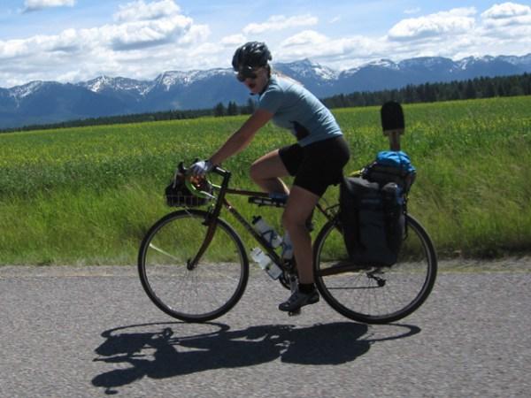 Cross-country bike ride honors dad, 9/11 victim - Photo 5 ...