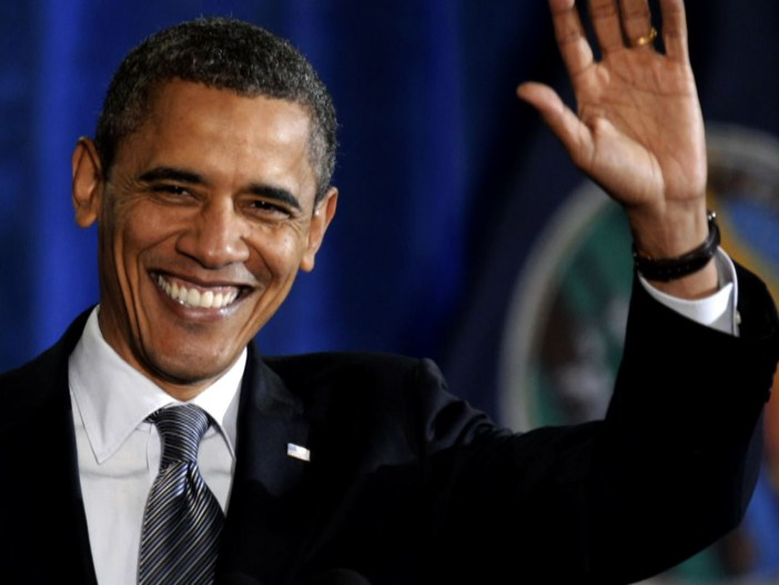 Obama has charisma.