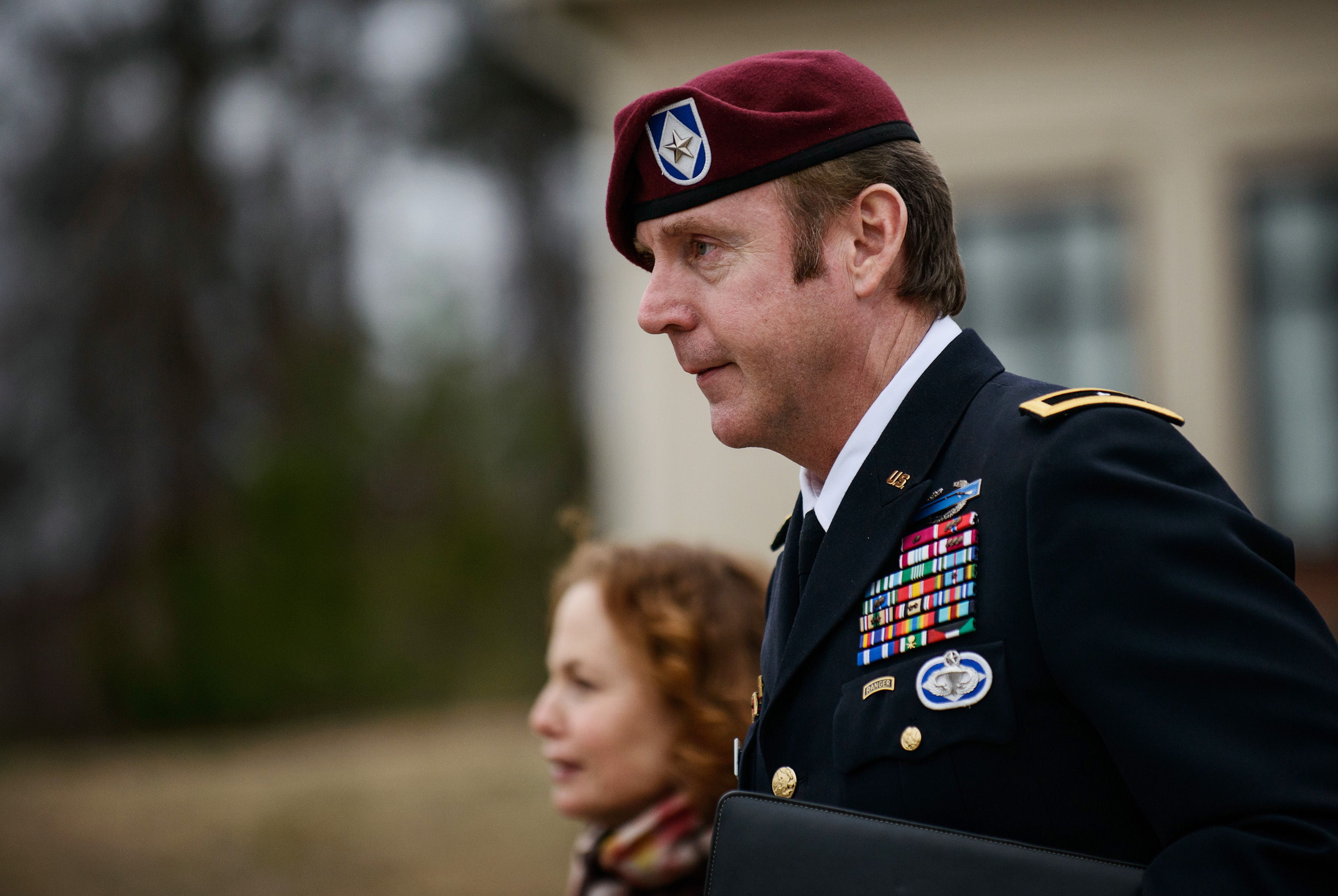 Army General Sex Assault Trial Defense To Try For Plea
