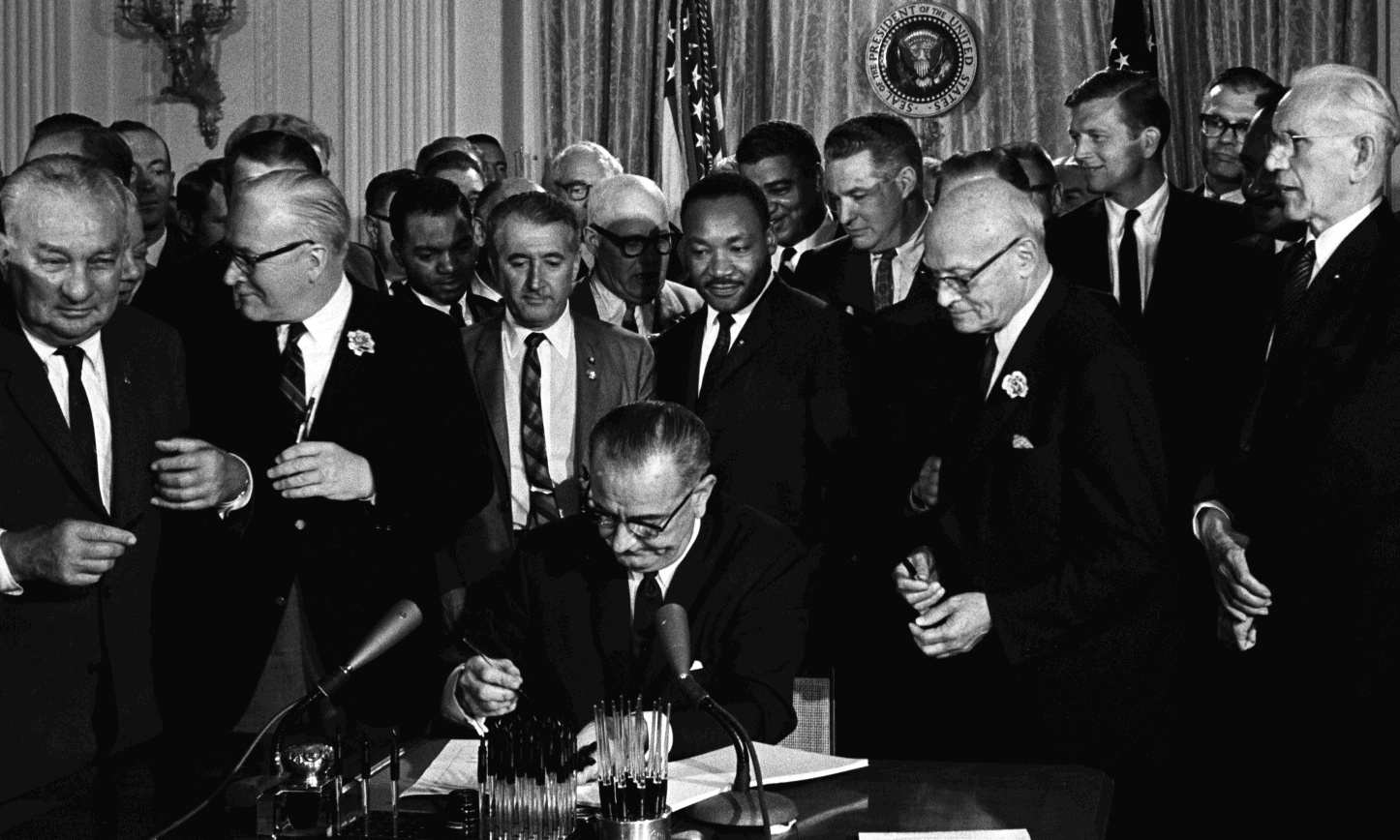 As Civil Rights Act Turns 50 Most Americans Appreciate